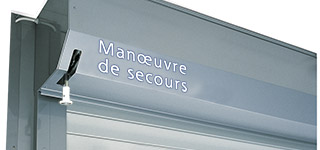 hawai-portes-garage-enroulables-manoeuvre-secours